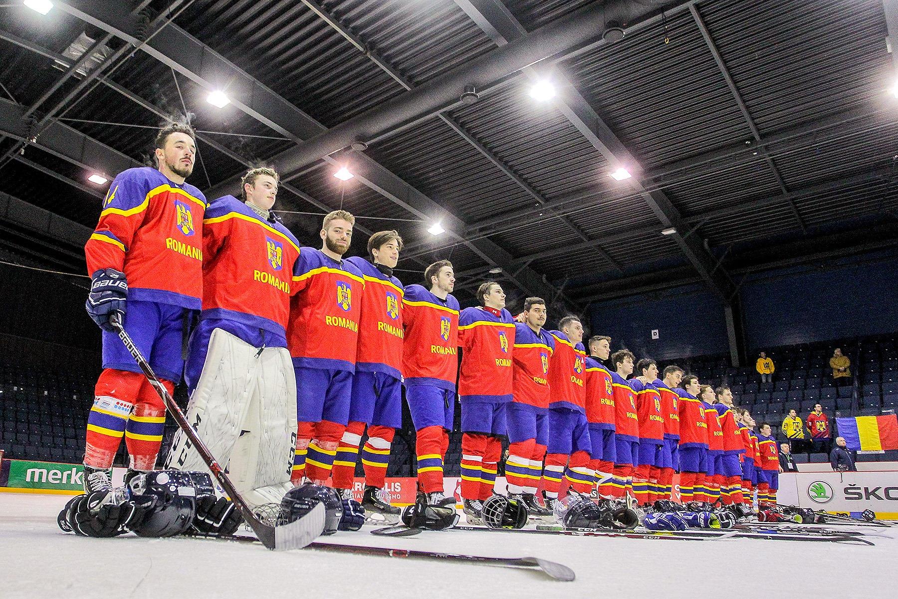 CAMPIONATUL MONDIAL DE HOCHEI PE GHEAȚĂ, TINERET U20, LITUANIA, VILNIUS, 6 – 12 IANUARIE  2020